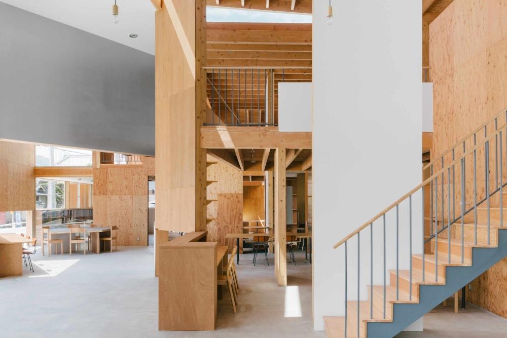 2019年 日本建築学会作品選奨受賞 - Good Job! CenterKASHIBA/STUDIOで、日本建築学会作品選奨、新人賞を受賞しました。https://www.aij.or.jp/2019/2019prize.html