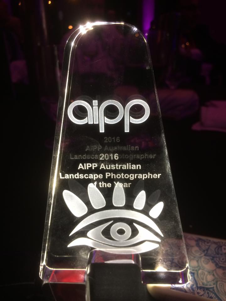 More Awards stuff - The year of 2016 got even better. I won the