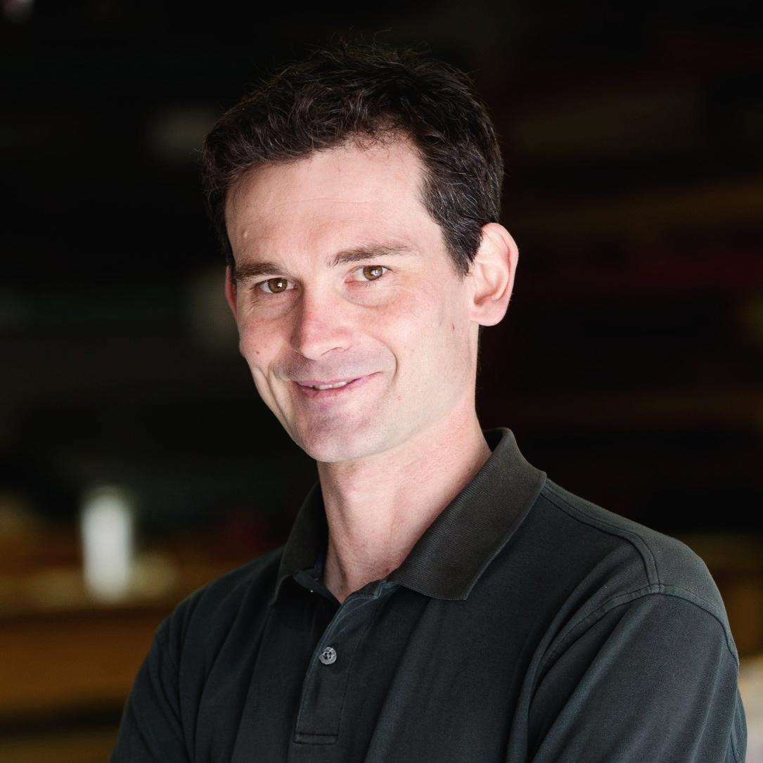 Gordon Cook - Chief Engineering Officer / Partner