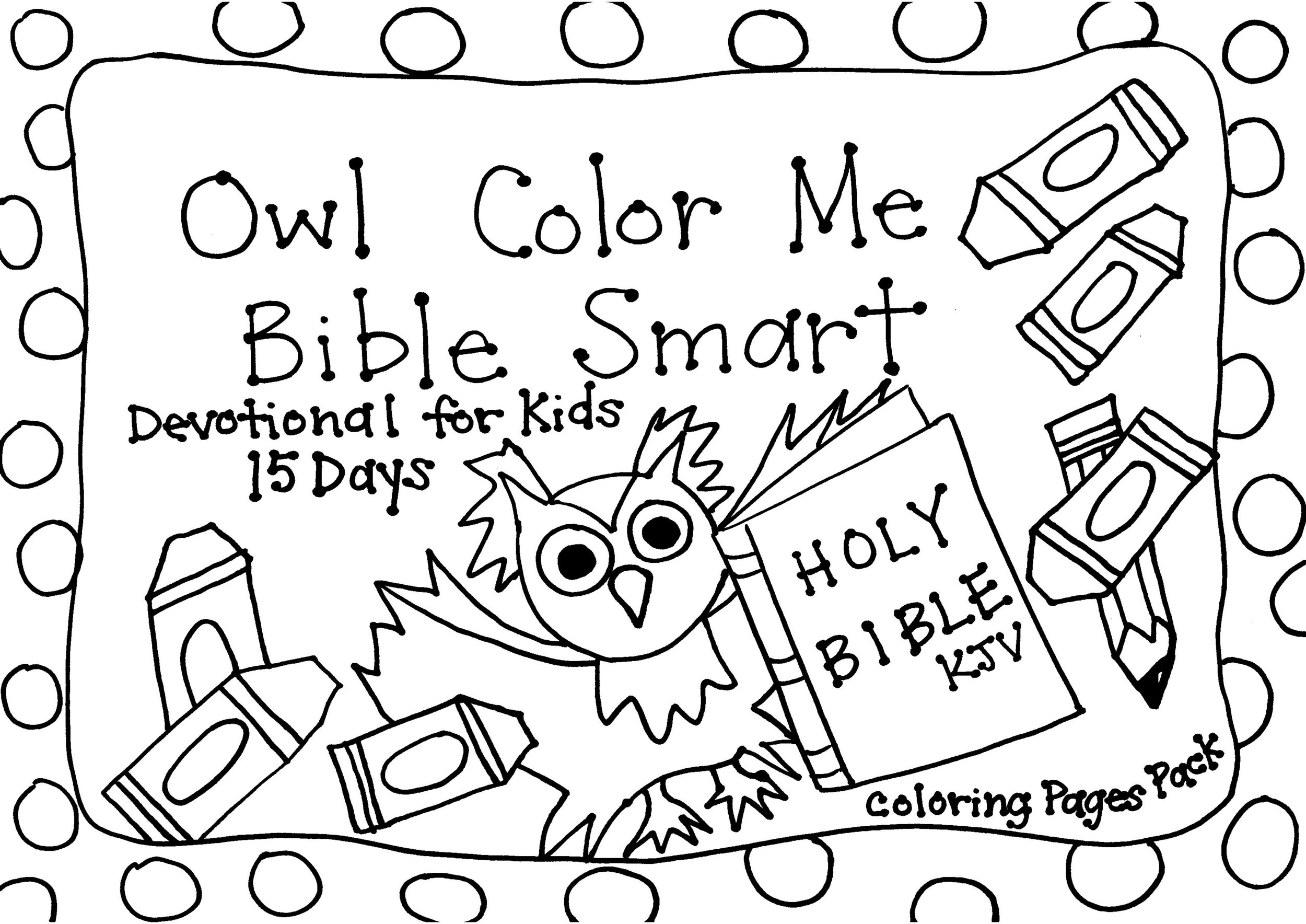 Bible Coloring Pages:  Click   here   to download and print this  FREE   multi-page PDF file  of Bible Coloring & Journal Pages.
