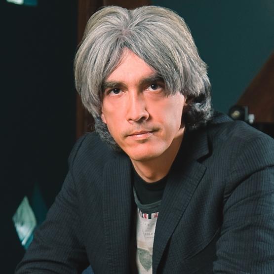 Jorge Heilborn  - 首席创意官