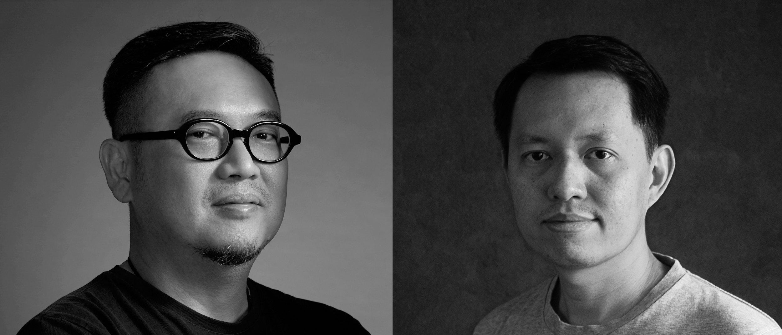 Woon Hoh  (left) - Chief Creative Officer  Nicholas Kosasih  (right) - Regional Associate Creative Director