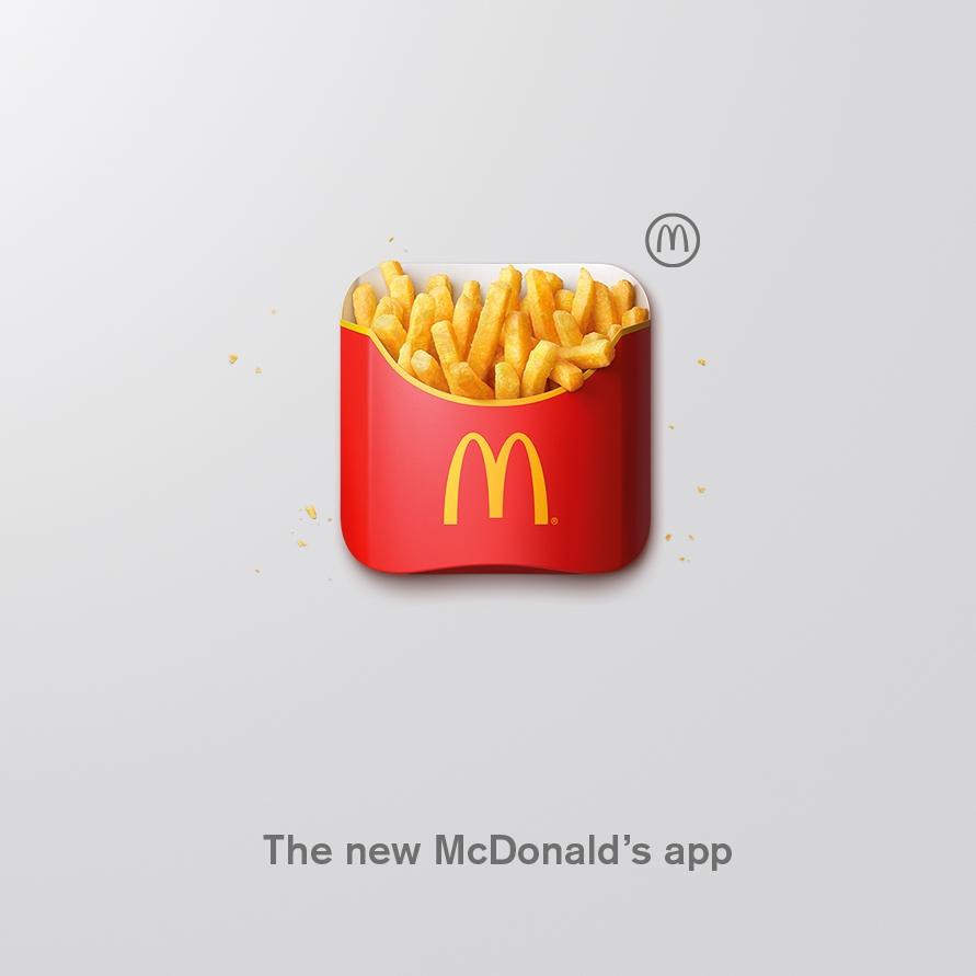 McDonald's Mobile App  TBWA\Zürich