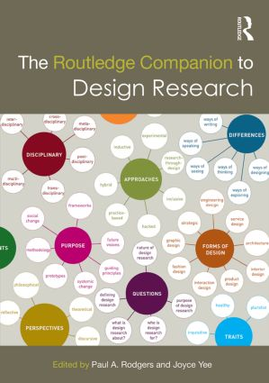 Design Research - EDITED BY: Paul A. Rodgers & Joyce Yee
