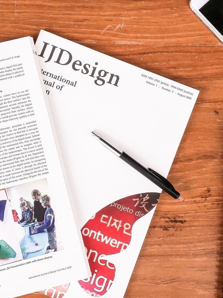International Journal of Design -