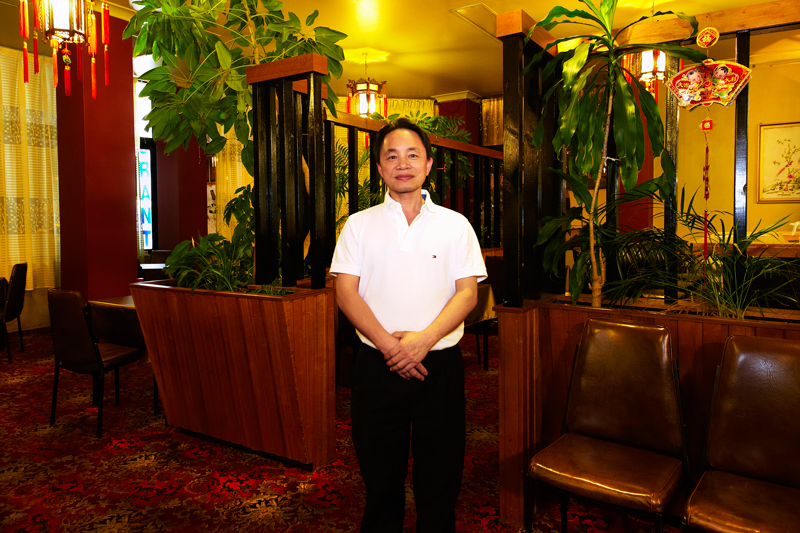 Mun Hing Restaurant, Armidale  John Cai