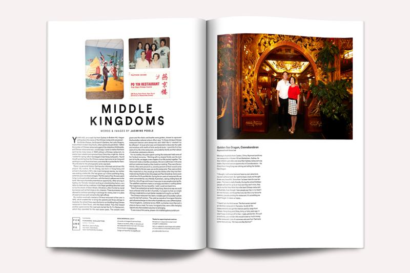 Penumbra Issue 06 / Middle Kingdoms