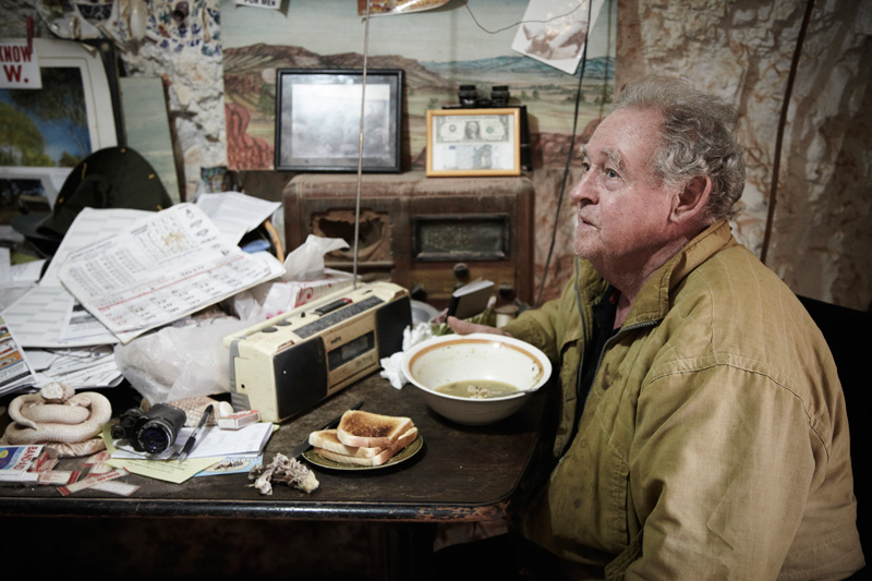 Jocks Place - White Cliffs / 2011  Moran Prize Semi Finalist