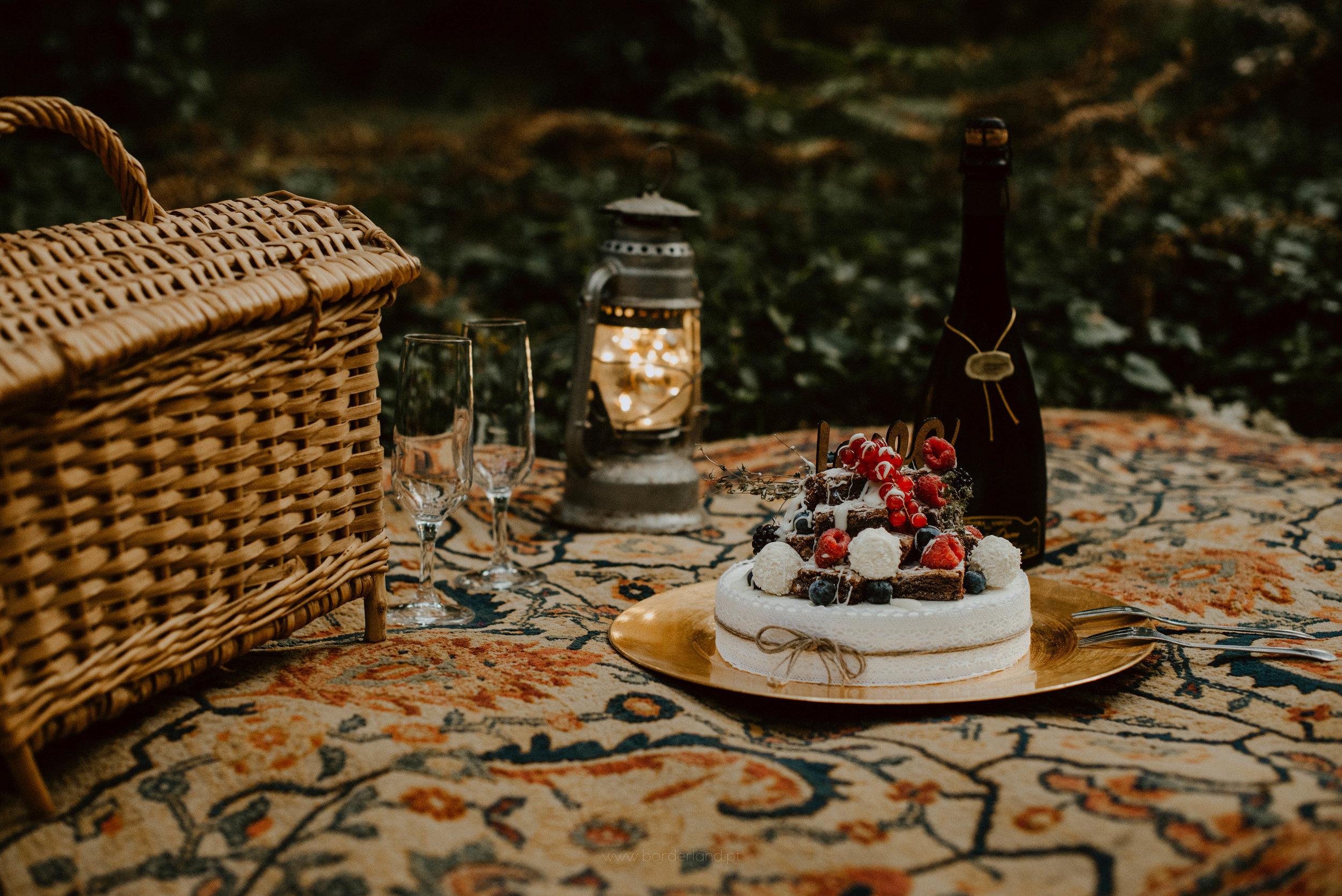 Romantic Picnic at Sintra