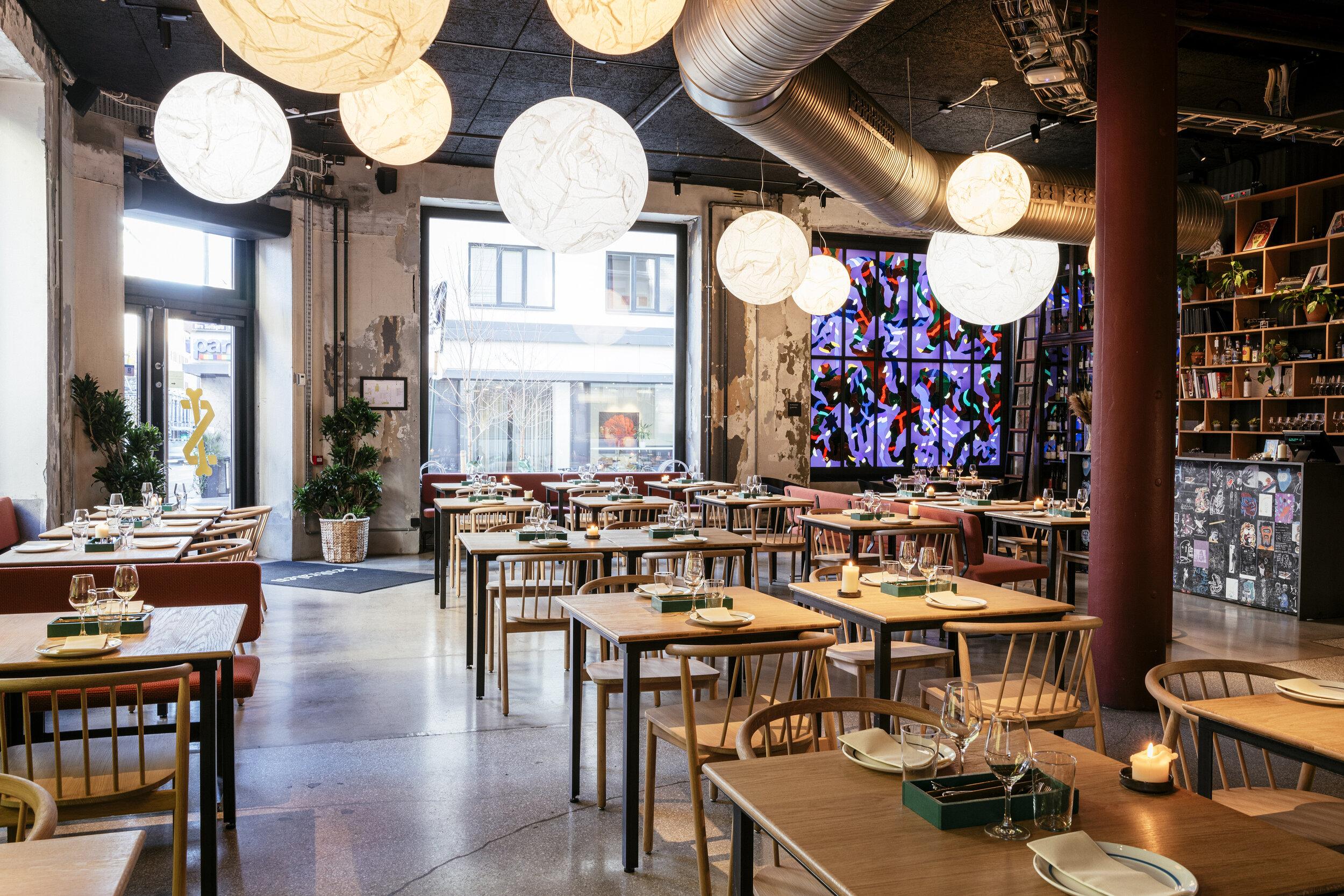 sentralen restaurant oslo
