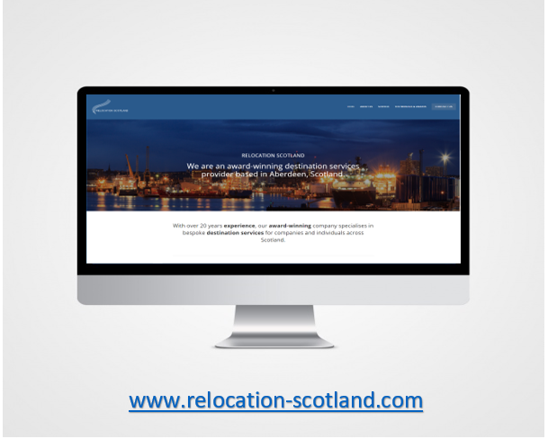 launch of new website for Relocation Scotland now live