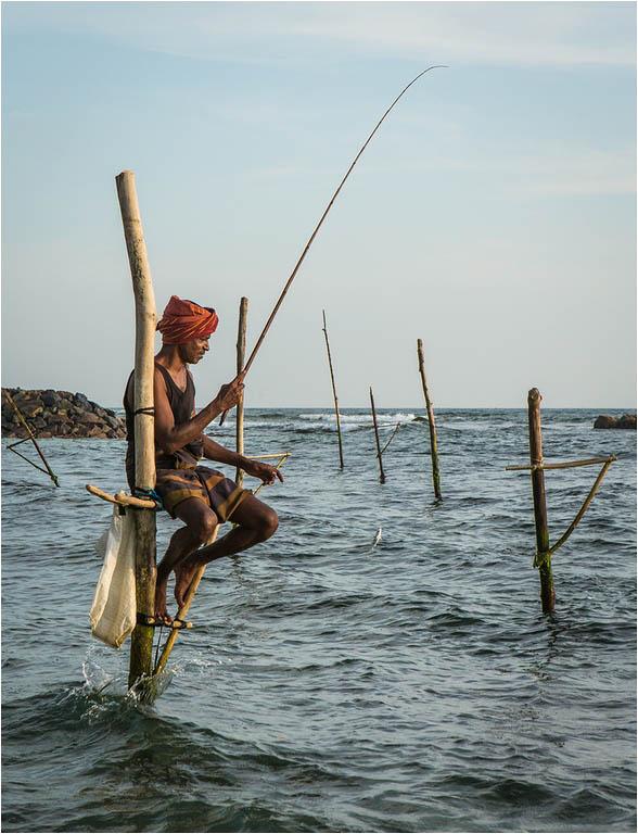 245_Stilt Fisherman_Ian Francis ARPS DPAGB
