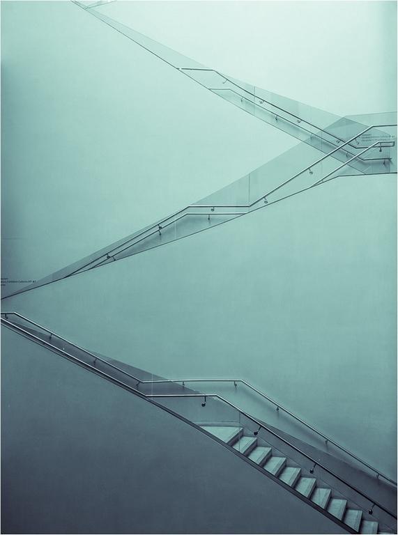 245_Staircase Ashmolean Museum_Elaine  Adkins
