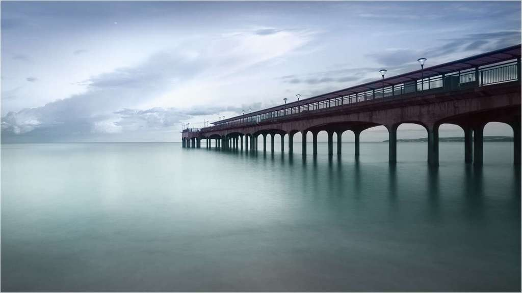 Boscombe Pier © Brian Adkins