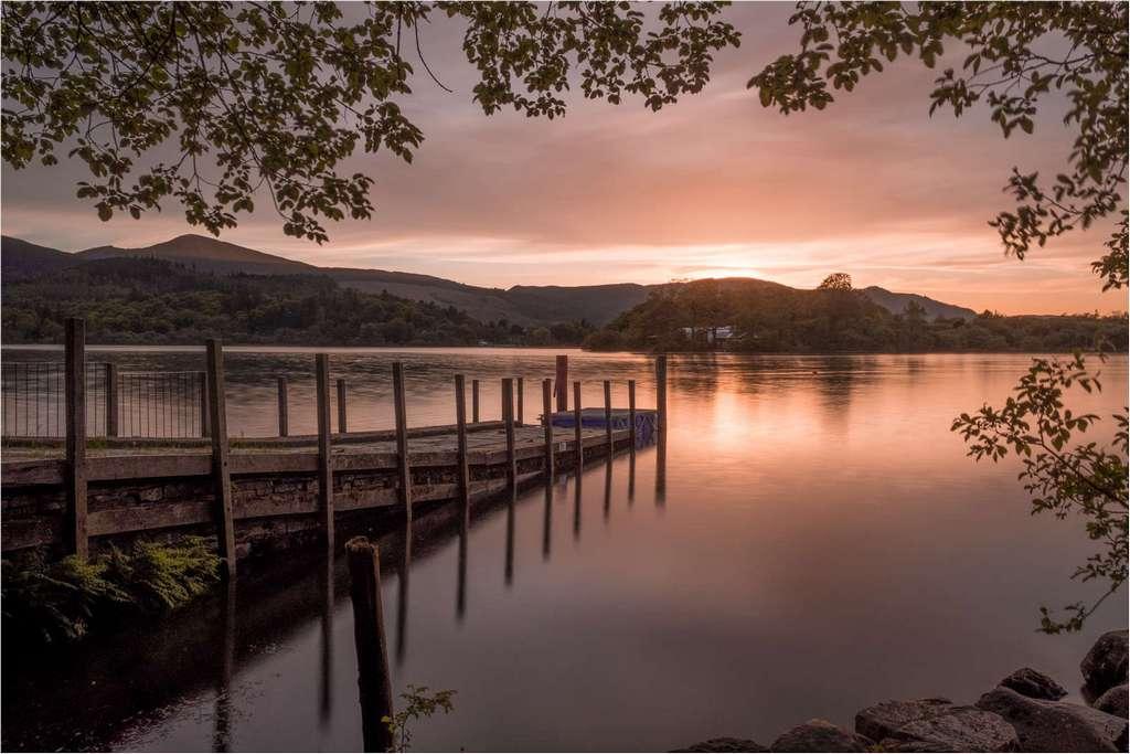 After Sunset Derwent Water © Brian ADkins