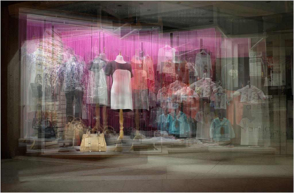 Window Shopping © Brian Adkins