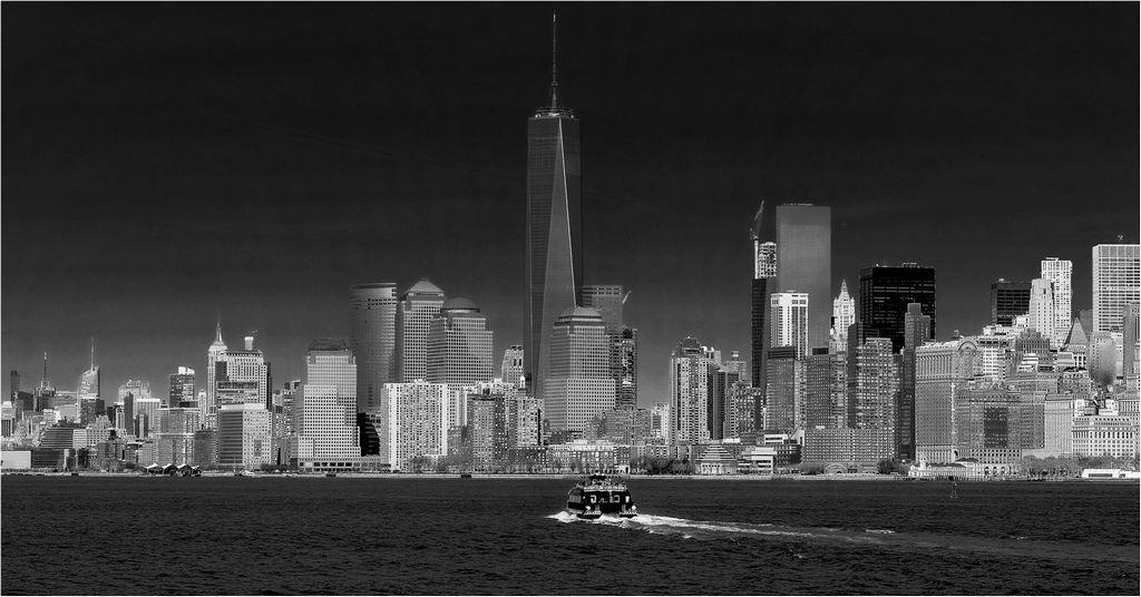City Skyline © Elaine Adkins