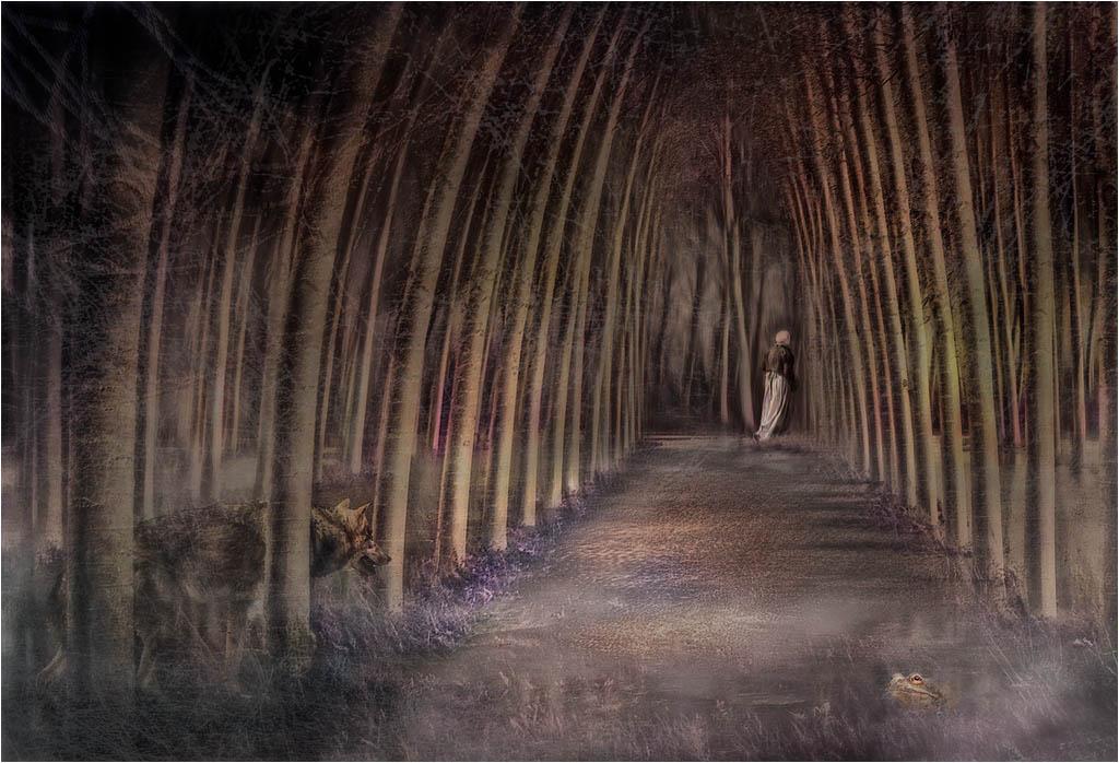 Nursery Tales © Fay Bowles ARPS