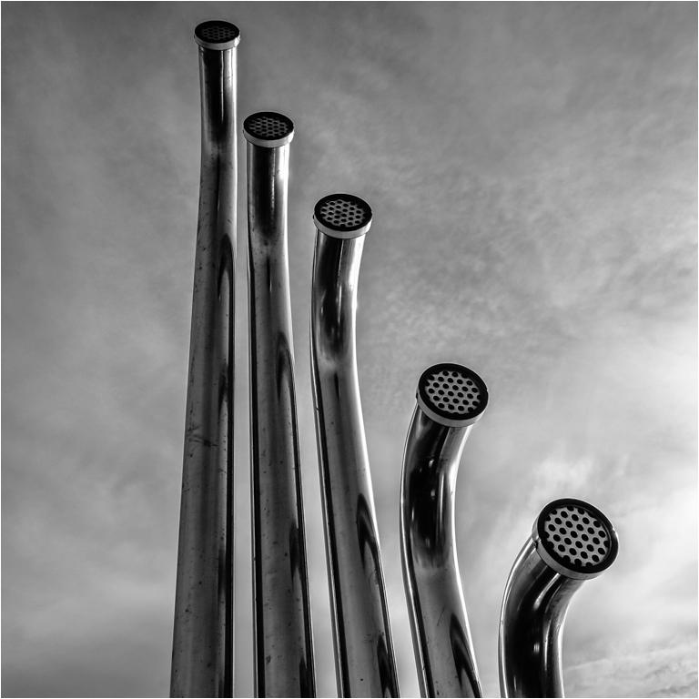 Singing Pipes © Ann Hart