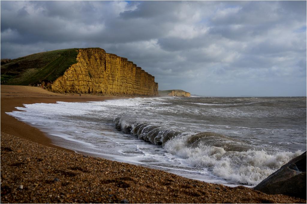 The Beach © Ann Hart