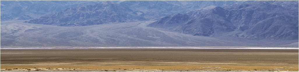 Panamint Mountains © Neil Grimshaw