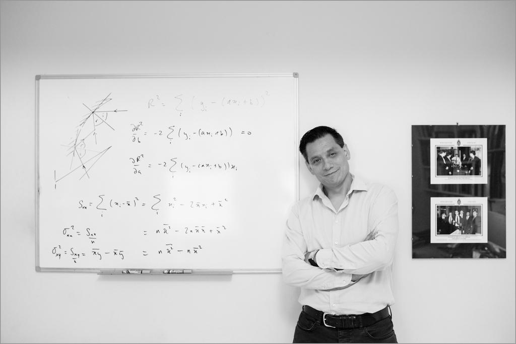 The Maths Teacher © Jim Pascoe BA ABIPP ARPS