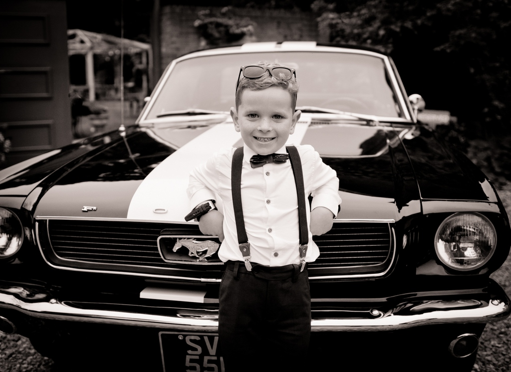 Mustang Boy  © Jim Pascoe BA(Hons) ABIPP ARPS