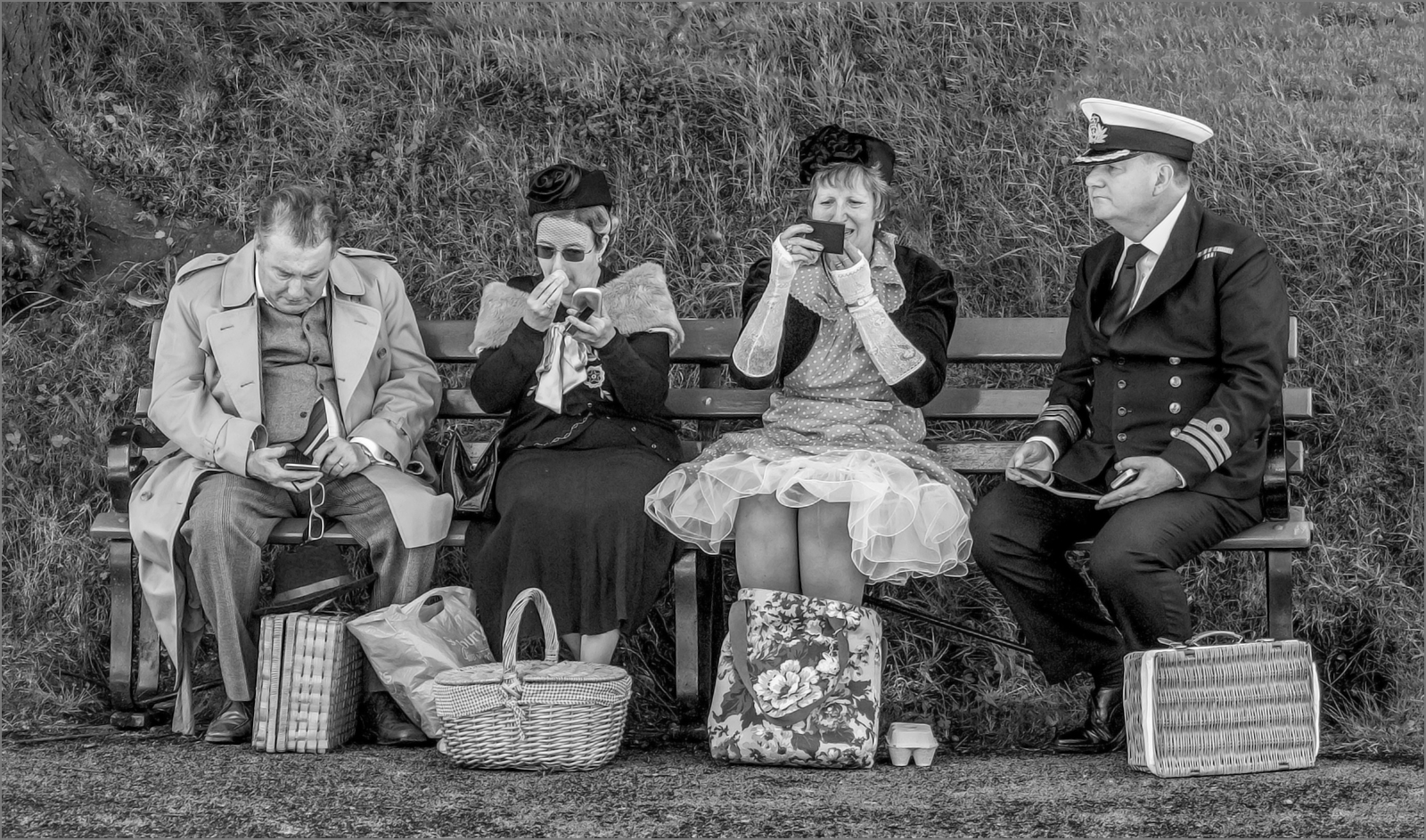Away Day © Karen Coller