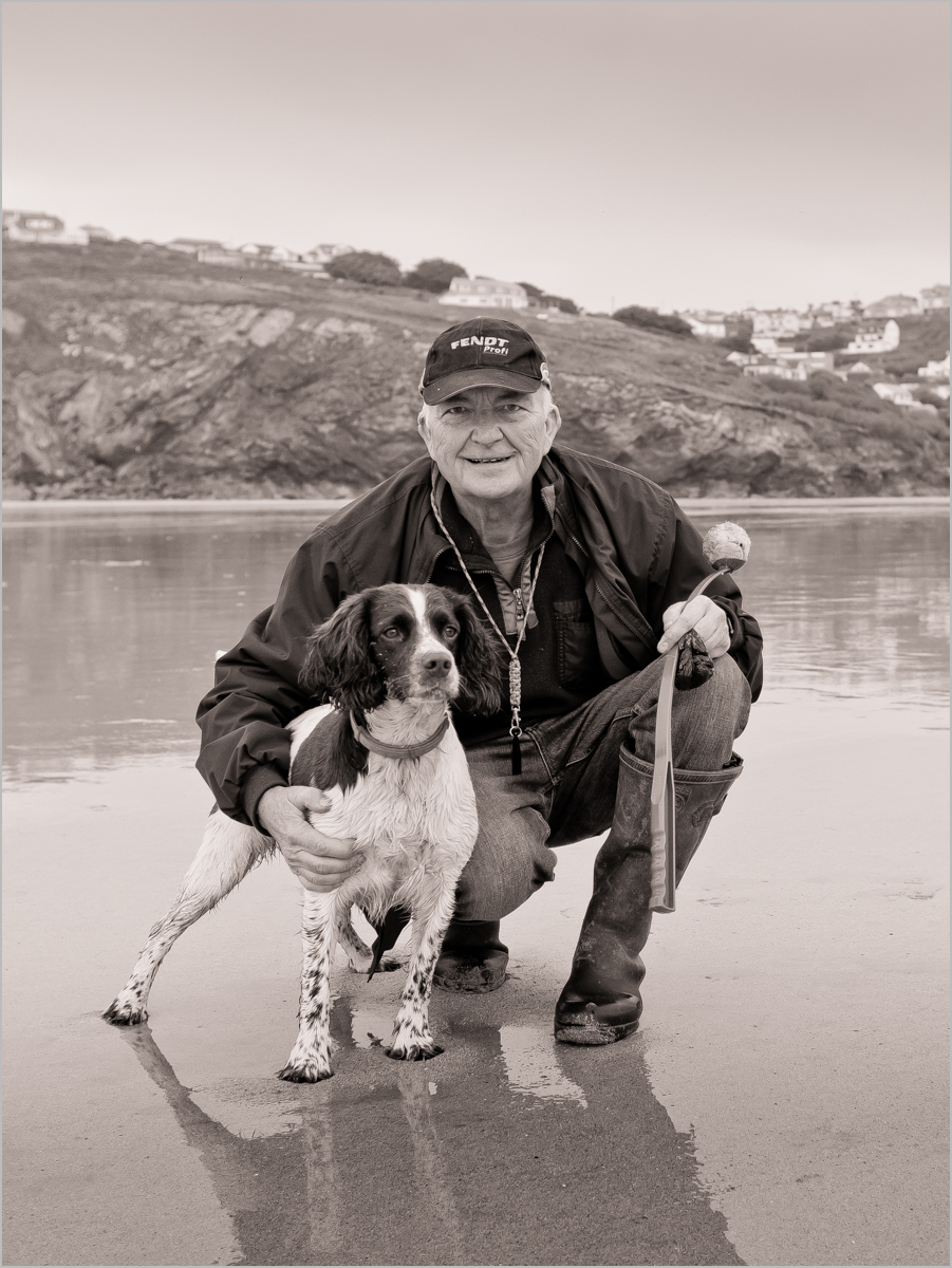 Man's Best Friend © Jim Pascoe  ABIPP ARPS
