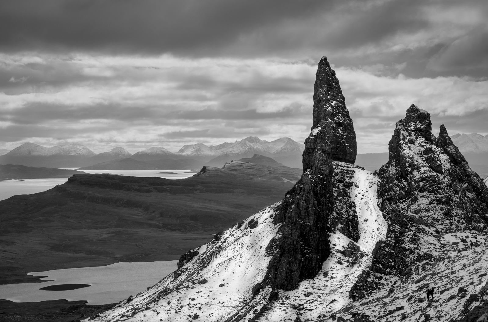 The Old Man of Storr © Nicky Pascoe ARPS