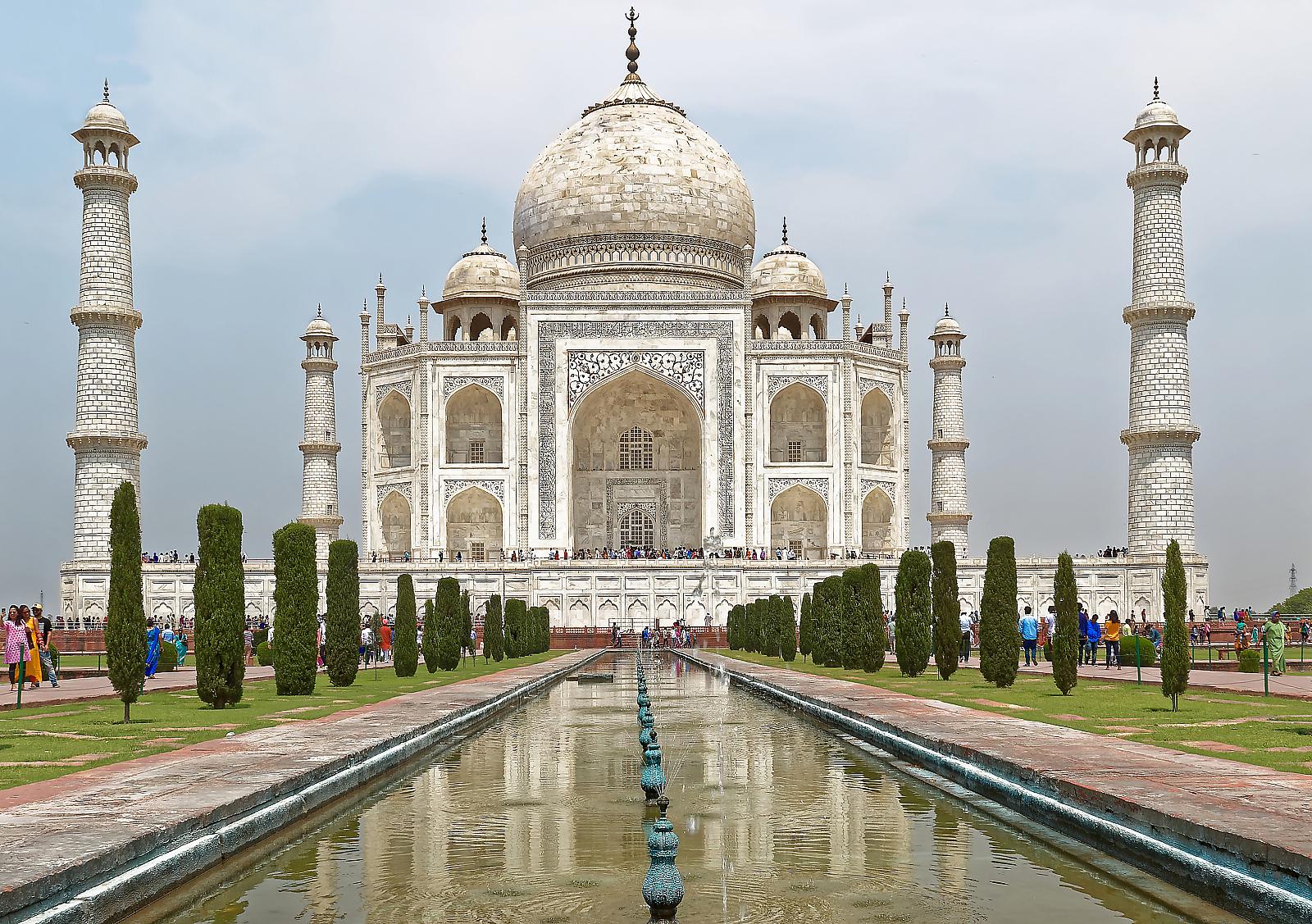Taj Mahal © Chris Glasbey