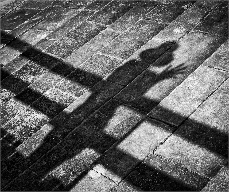 Me and My Shadow ©  Phil Beard CPAGB