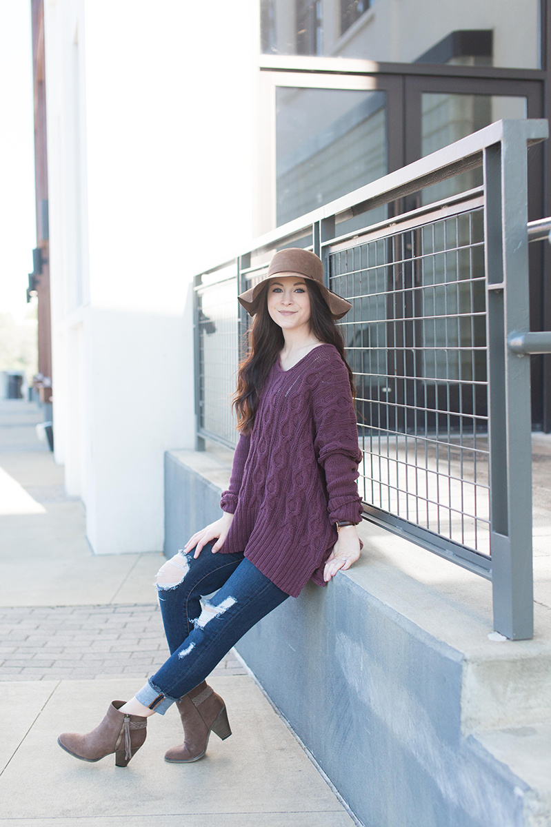 How would you style this sweater? All photos by SOUTHWELL PHOTOGRAPHY. Enjoy! XO