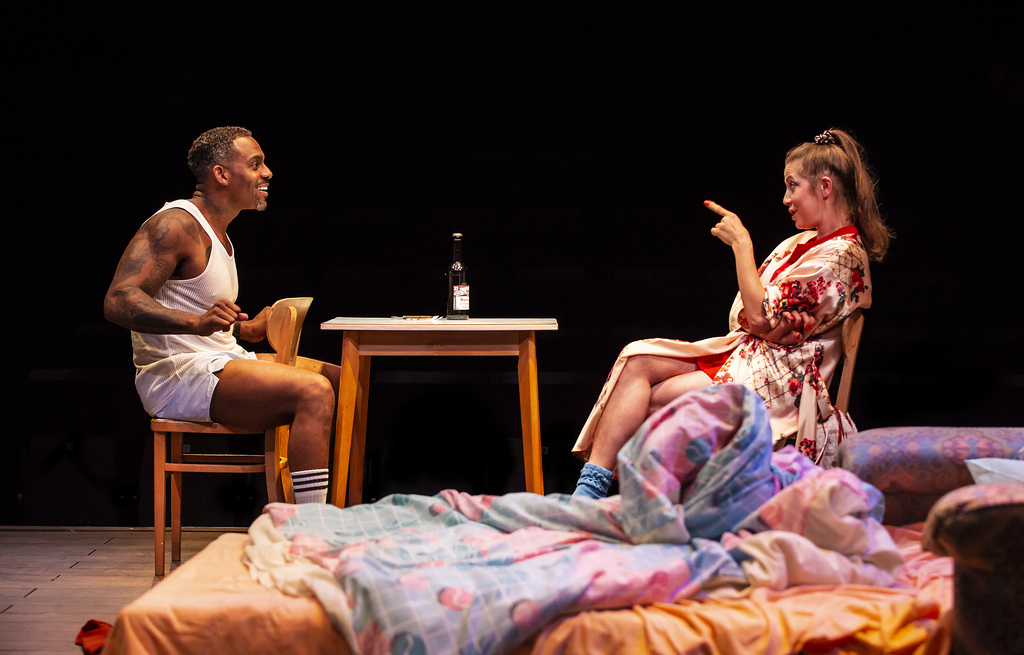 Frankie and Johnny in the Clair de Lune, Northern Stage