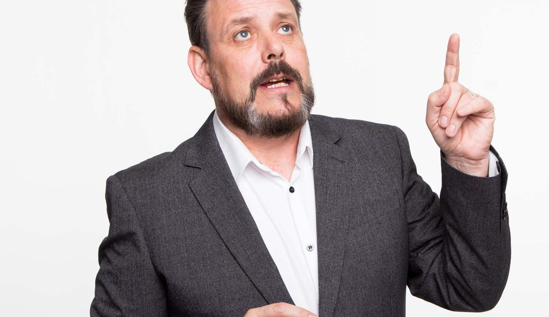 John Scott Comedy Workshop