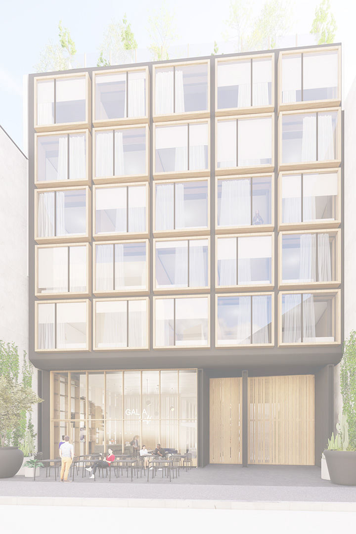 SOON - MIXED PROJECT LEGENDRE PARIS BY GALIA GROUP