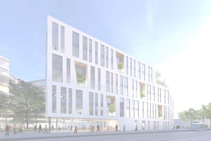 SOON - GASPARD NEW OFFICES IN SAINT DENIS
