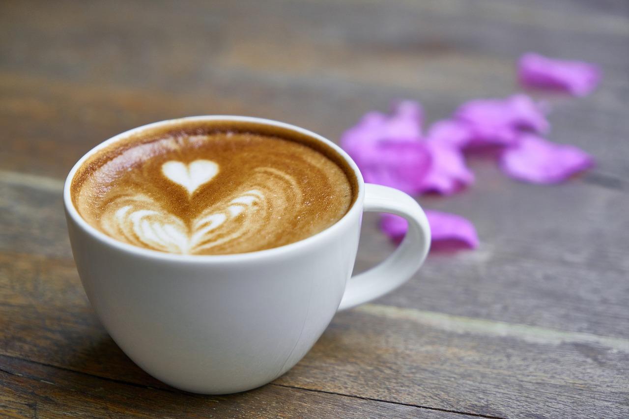 Open Satsang kopje koffie
