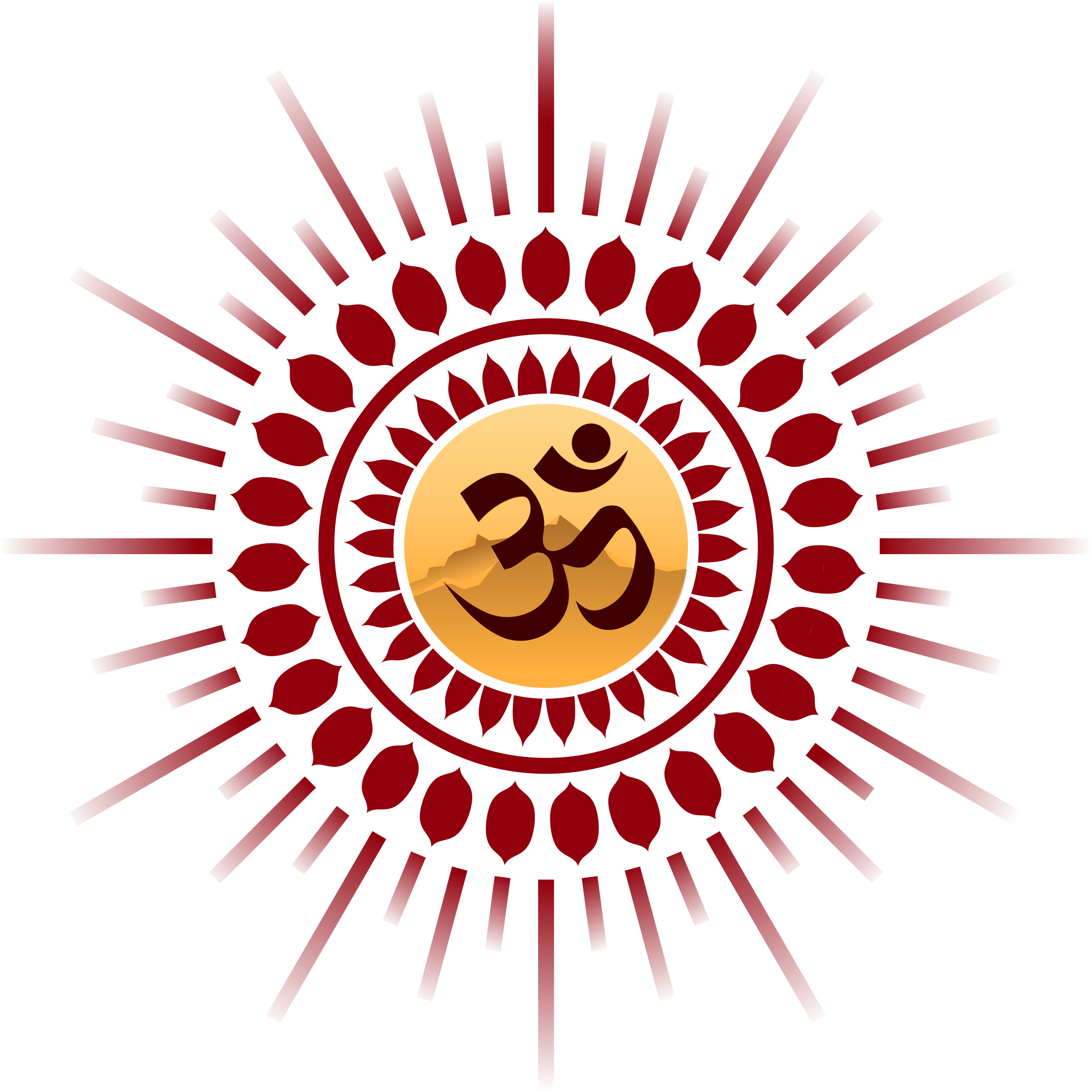 Satsang.earth: logo