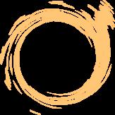 Satsang-earth | logo gold