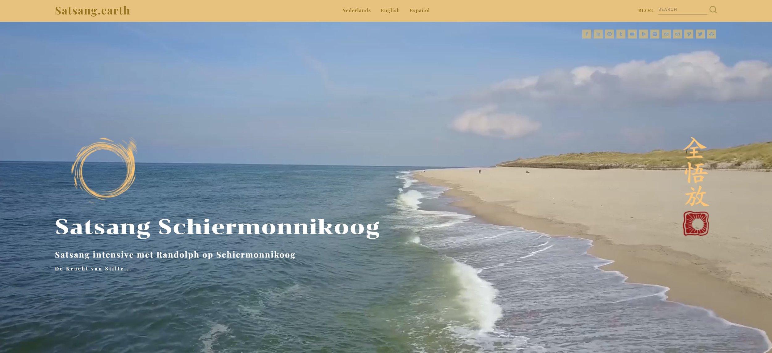 Satsang Schiermonnikoog Satsang.earth