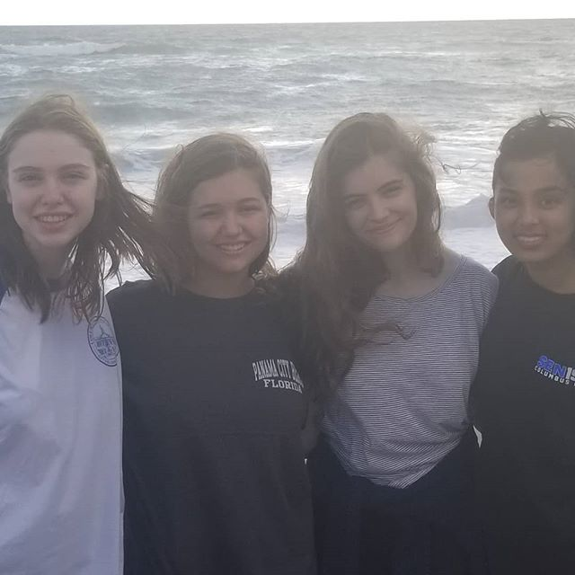 After a whirlwind weekend of debate, Mariah and Noor finished 5th at Nova and cleared at their second national in two weeks. We ended our trip with an early morning beach visit. Next up for the team: Johns Creek