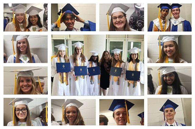 Congratulations to our 2019 graduates - whether you debated early in high school, joined senior year, or grew up together over the last 4 years, the debate family wouldn't have been complete without you!