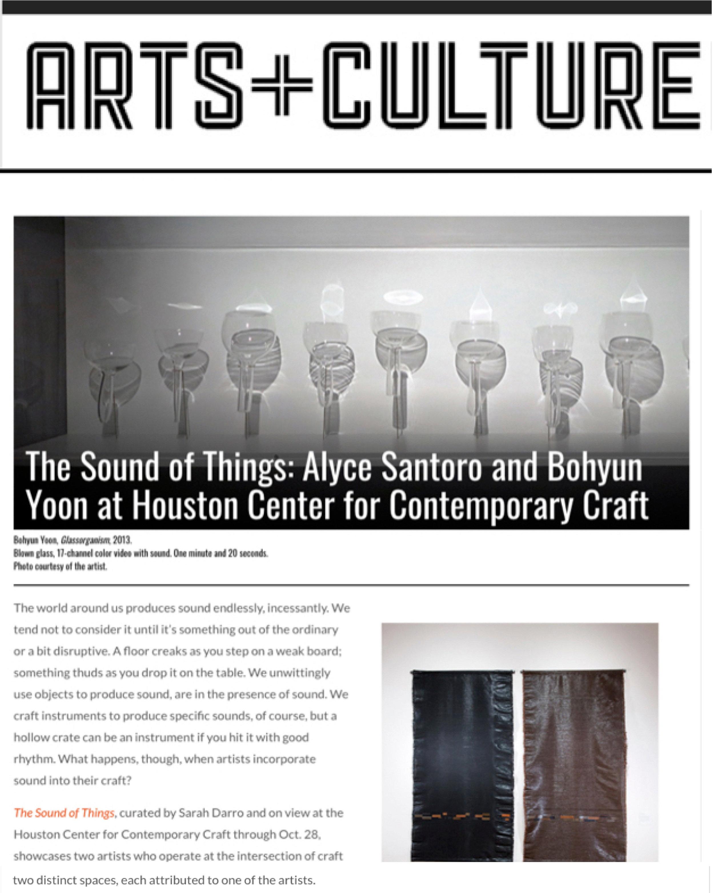 ARTS + CULTURE TX