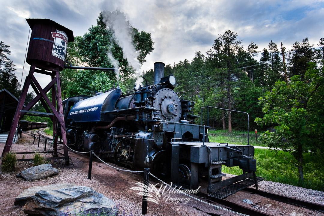 "June 20, 2018 ""1880's Train"" Keystone, South Dakota, US"