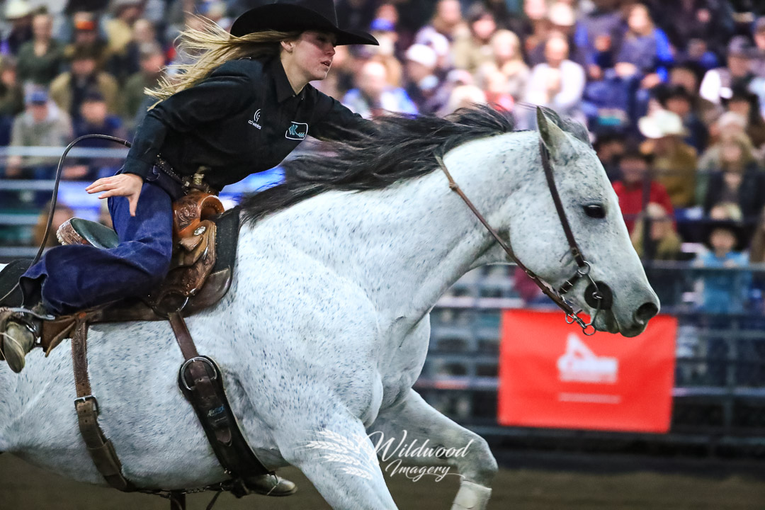 competing at the FCA Finals - Sat Eve in Red Deer, Alberta, Canada on October 13, 2018. Photo taken by Wildwood Imagery / Chantelle Bowman.