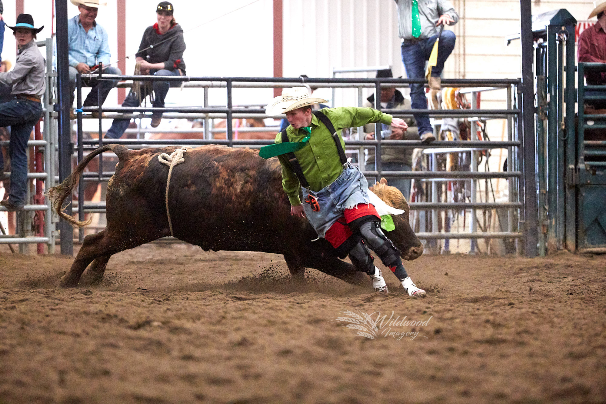 Brody Tattrie, Downtown Brown, Olds Sun Perf, March 17, 2019