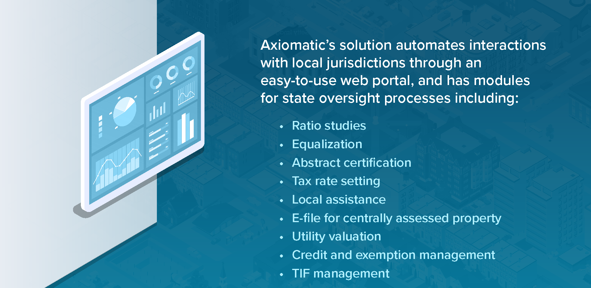 Automate your business - Go from Clerical to Compliance and gain deep insights and analytics.