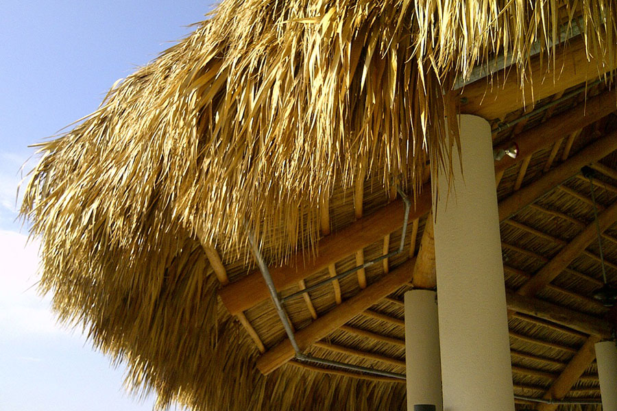Tiki Hut with Field-Applied Exterior Rated Fire Retardant.jpg