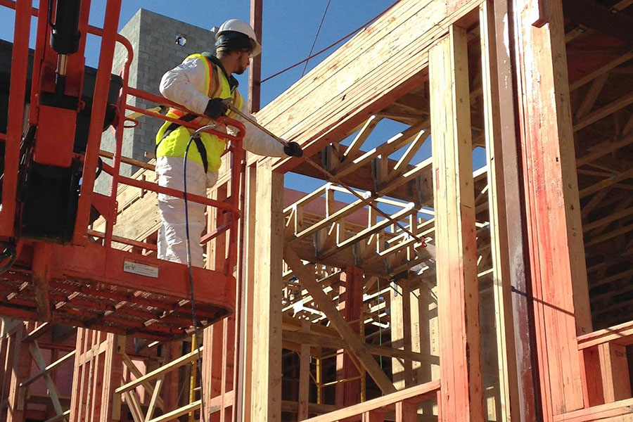 On-Site Application of Fire Retardant to Exterior Wall.jpg